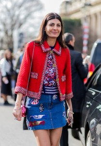 Street Style -Paris Fashion Week : Day Eight Womenswear Fall Winter 2016/2017