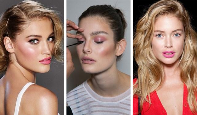 make up trends summer