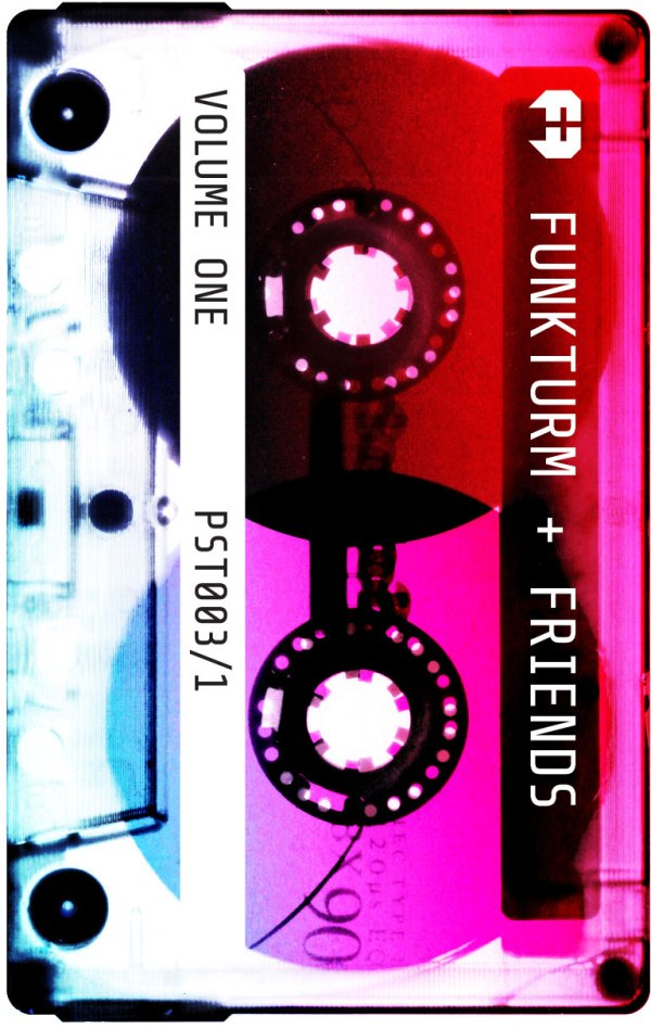 Funkturm + Friends - Volume One (PST003/1) - cover