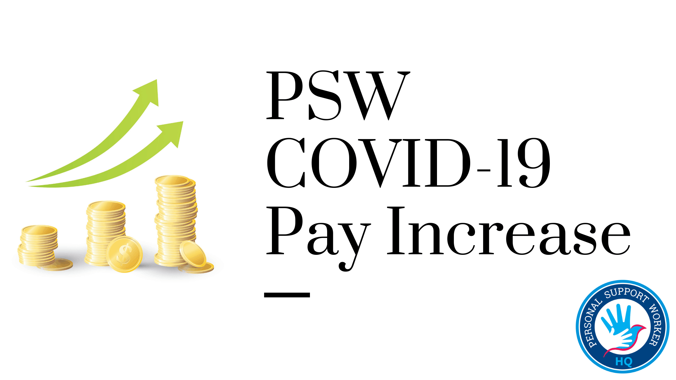 PSW COVID 19 pay increase
