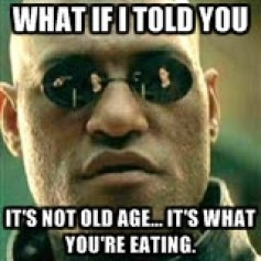 You don't have to look or feel old any longer, improve your diet with Personal Trainer Food to tap into the fountain of youth.