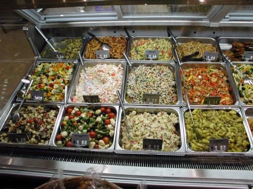 Junk Food Salad Bar