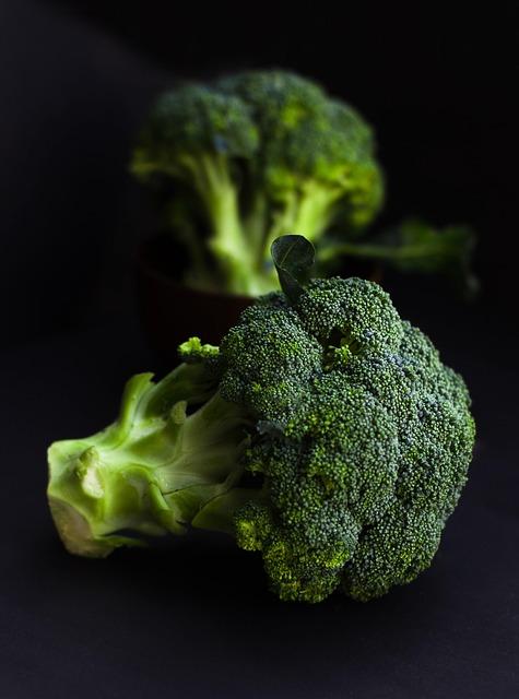 Broccoli-pompoen roast met feta