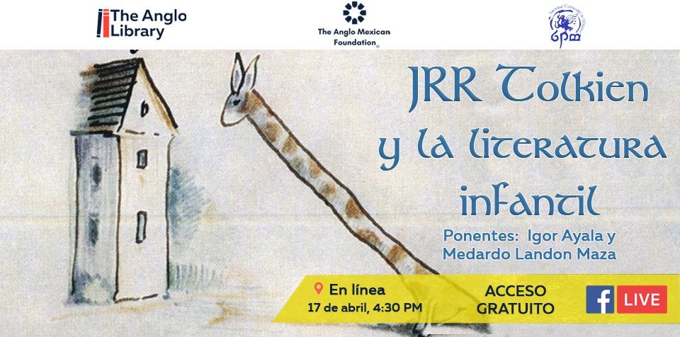 Sociedad Tolkiendili de México A.C. transmitirá en vivo.