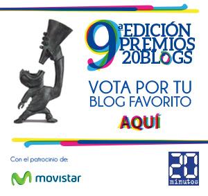 PqA participa en los premios 20Blogs