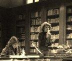 Firenze, Biblioteca delle Oblate, con Lidia Castellani