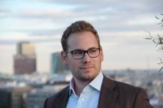Benjamin Ruschin, MSc, Managing Director, VIENNA DIGITAL