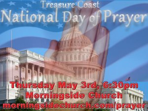 Cry Out to God on Behalf of The United States of America