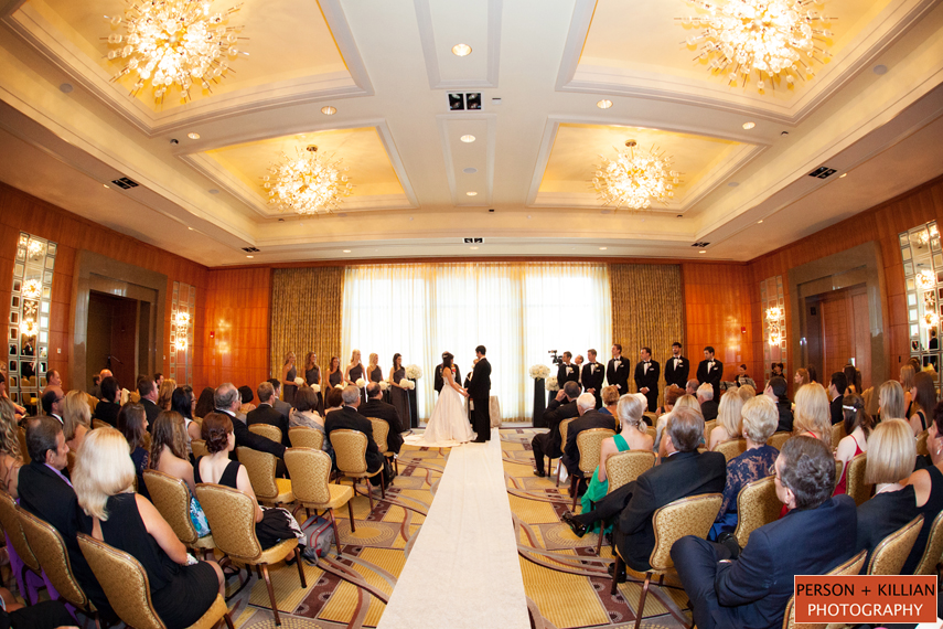 Mandarin Oriental Boston Wedding Person Killian