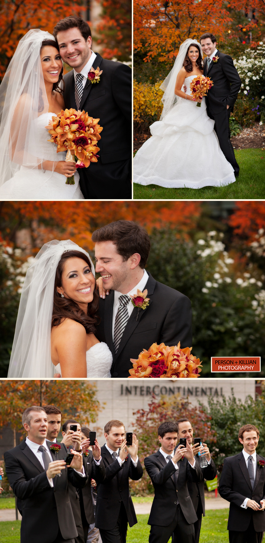 Fall Wedding Colors Guests