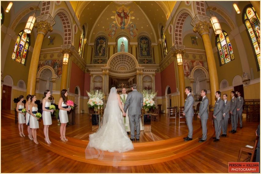 Boston Harbor Hotel Summer Wedding Photography