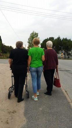Personlig Omsorg - Følgetjenester - På tur