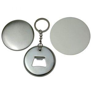 Badge Porte-Clé Décapsuleur