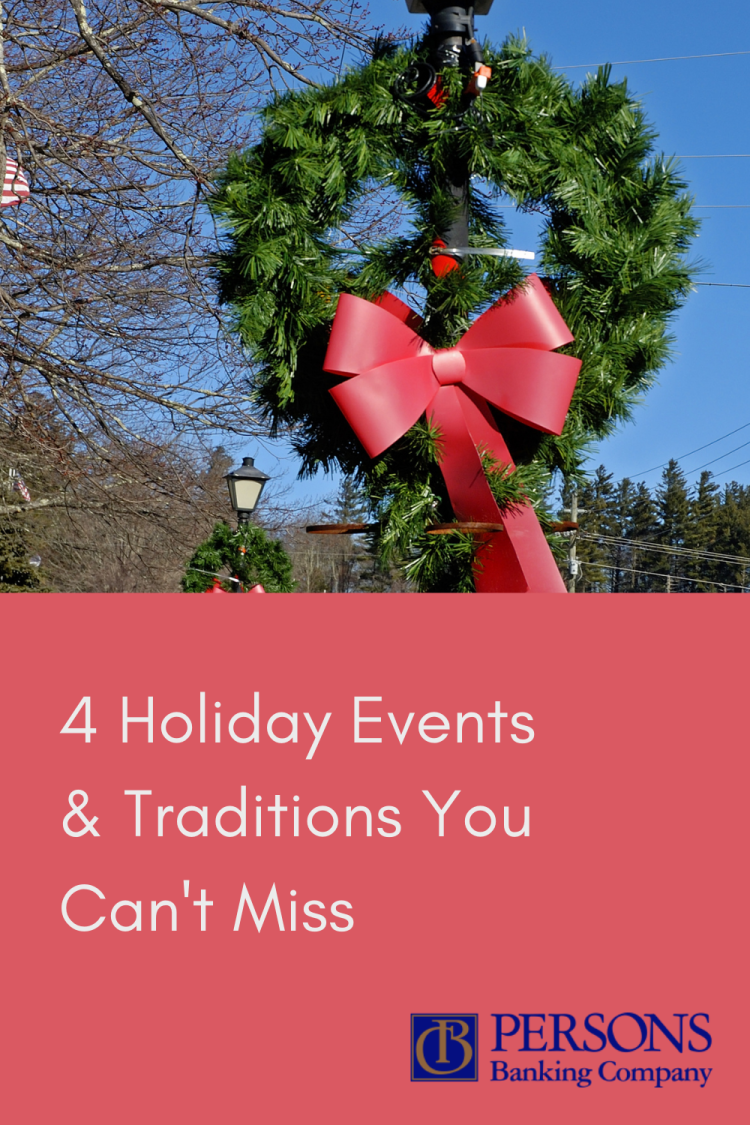 Holiday events and traditions in Georgia you can't miss