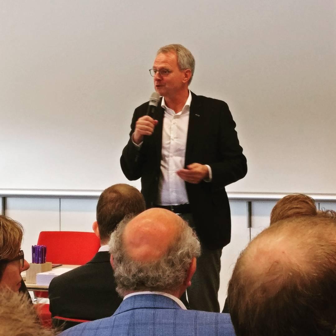Opening Conferentie van het Zuiden van @d66brabant door Han Polman #D66