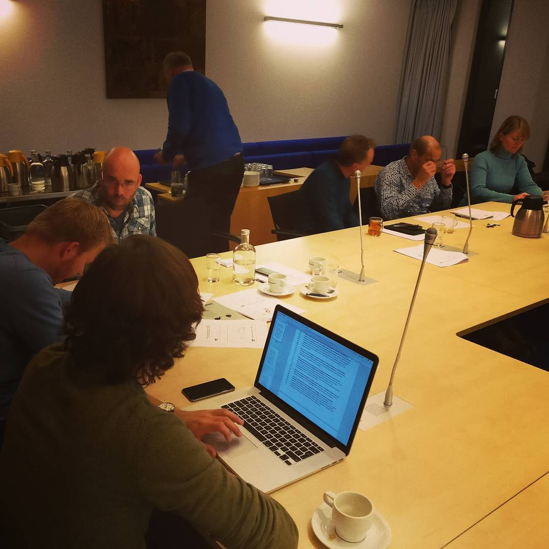 Amendementenavond van @d66denbosch levert mooie aanscherpingen in het programma op #D66