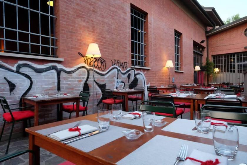 L'esterno del Casa Monica (Foto tratta dalla pagina Facebook del ristorante)