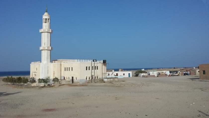 La moschea di Hamata