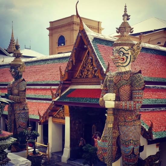 Il Grand Palace di Bangkok