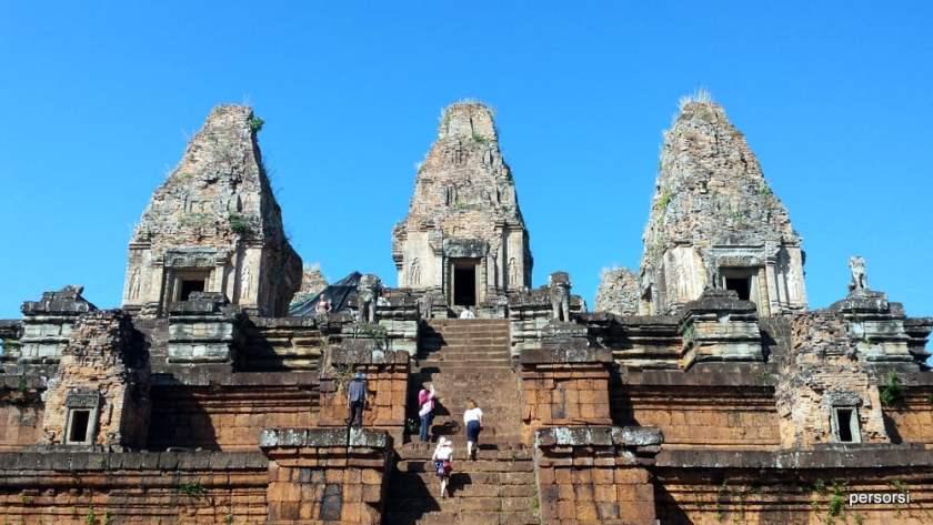 Il Pre Rup ad Angkor