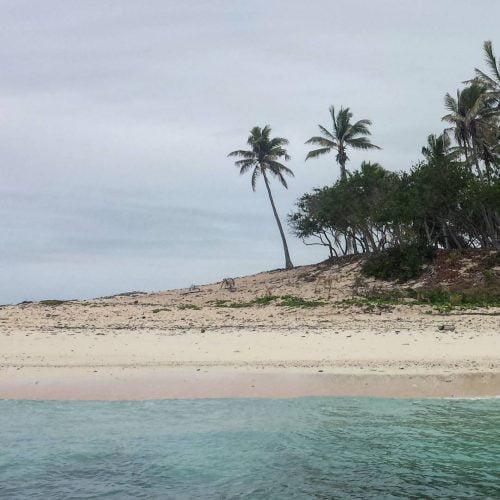 Cast Away island, Fiji