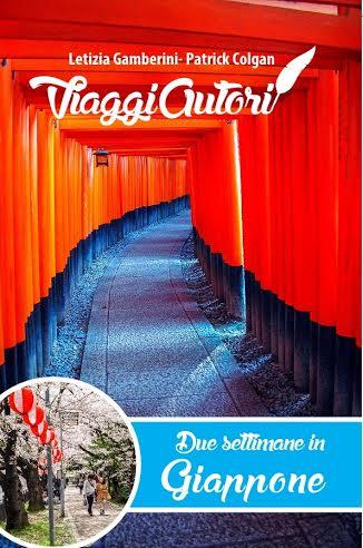 La copertina della guida del Giappone Viaggiautori