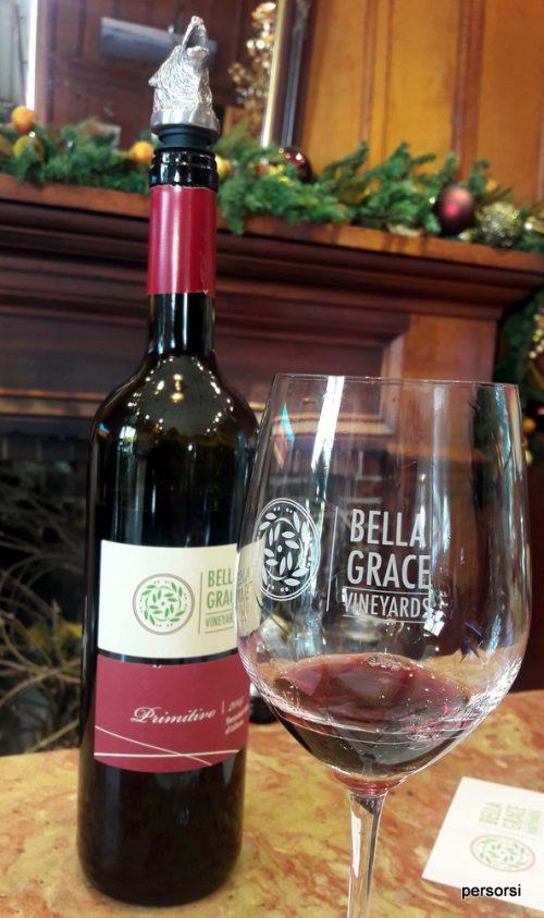 Primitivo, Bella Grace Vineyards