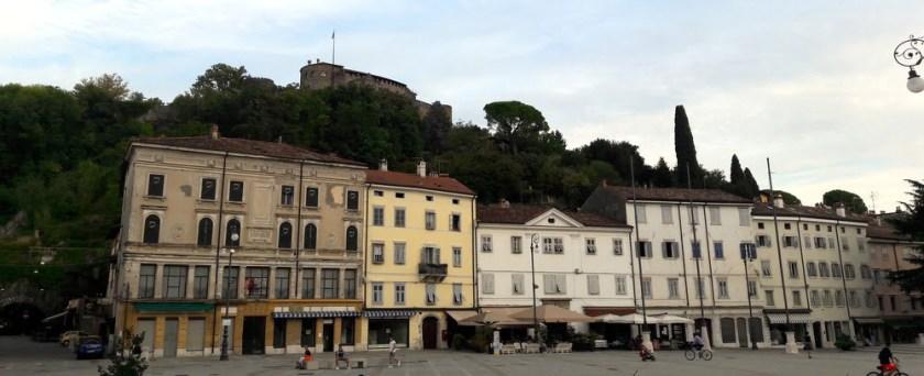 Piazza della Vittoria a Gorizia
