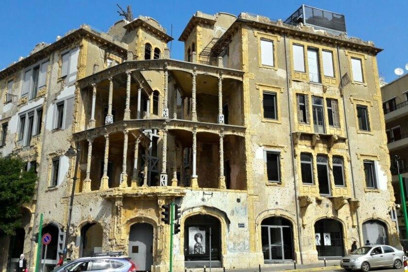 Il Beit Beirut