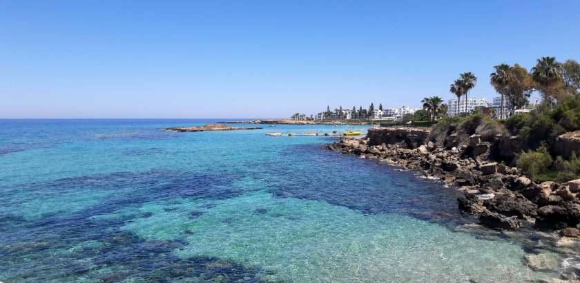 In una settimana a Cipro non perderei Protaras