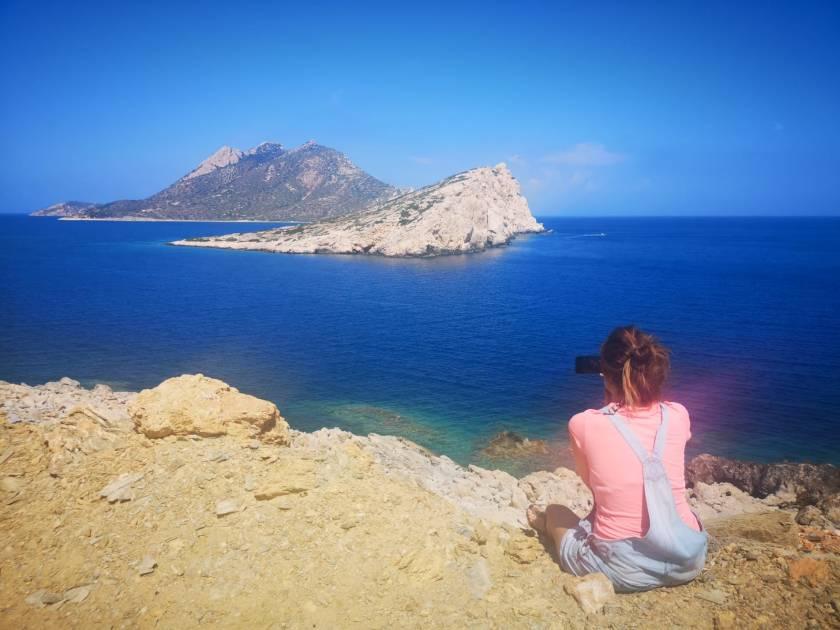 Tredici settimane ad Amorgos
