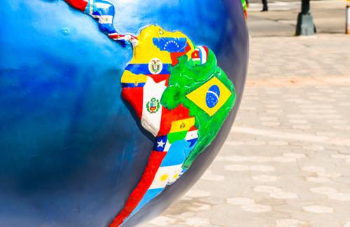 América Latina y sus perspectivas 2018