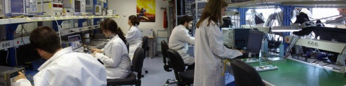 Laboratorio de TEST de DAS Photonic