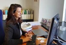 Cecilia Hernández, Jefe del Departamento de Salud, Bioeconomía, Clima y Recursos Naturales del CDTI