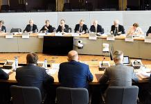 Segunda reunión de responsables de 11 agencias europes de innovacion con el Comisario Moedas sobre el futuro European Innovation Council (Junio 2017)