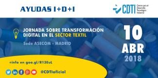 Evento transformación digital en el sector textil