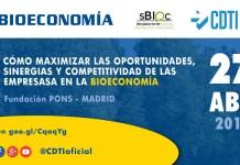 Jornada para las empresas en bioeconomía