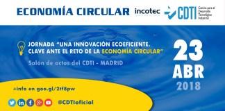 Jornada sobre Economía Circular con INCOTEC