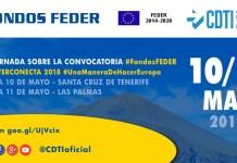Jornada FEDER Canarias