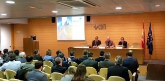 Asamblea PAE en el salón de actos del CDTI
