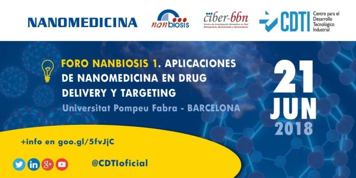 Foro Nanomedicina