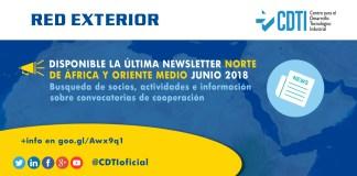 Newsletter Norte África JUNIO