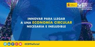 innovar para llegar a una economía circular
