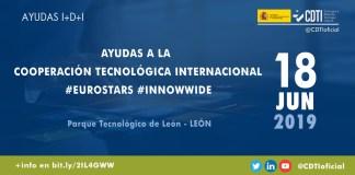 Evento ayudas CDTI en León