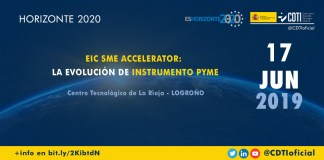 Presentación Instrumento PYME en Logroño
