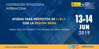 Ayudas innovación con la región MENA