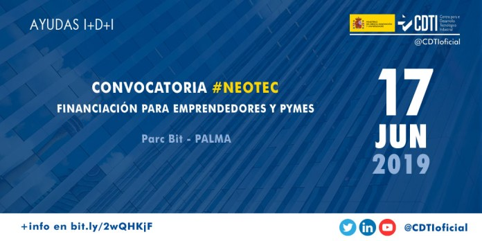 Presentación Neotec en Palma