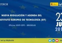 Presentación novedades EIT