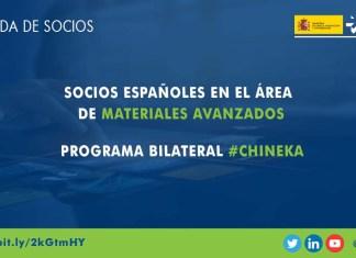 Búsqueda de socios españoles programa chineka