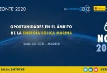 financiación H2020 en energía eólica marina
